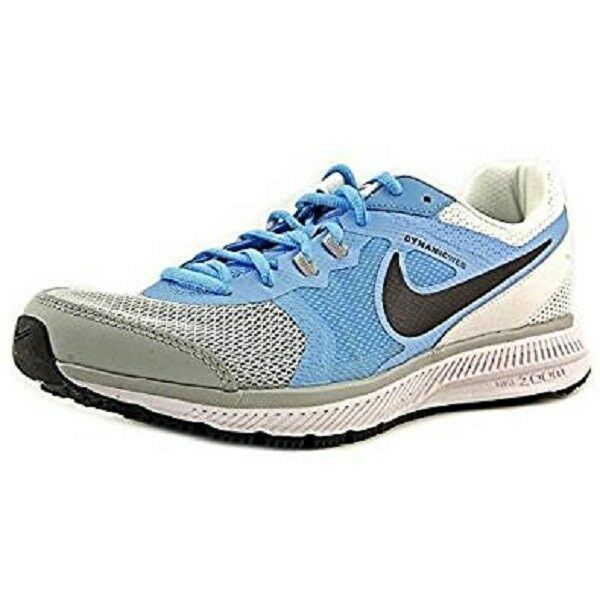 New Nike Womens Zoom Winflo Run Running Shoes 684490-012 sz 11 Grey / Blue