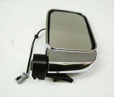 Door/Wing Mirror Chrome Electric L/H N/S For Nissan Navara D22 2.5TD 11/2001>On