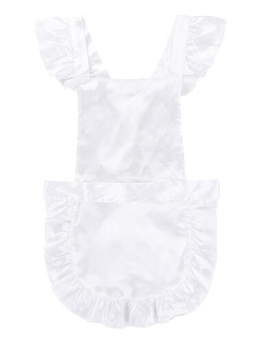 Sissy Men Satin Lace Short Sleeve Mini Skirt Crossdresser Cosplay Underwear 3Pcs
