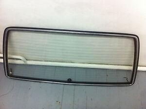 Rear Hatch Trunk Window Glass Mercedes Benz W123 Station Wagon