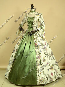 Renaissance Colonial Princess Alice in Wonderland Gown Theatrical ...