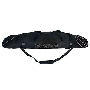 New Grayne Premium Padded Snowboard Bag Grey