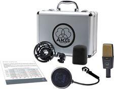 AKG C 414 XLII Studio Mic Factory Sealed Retail Box C414 XLII! latest version!