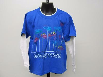 NEW COOL FLYING GUITAR graphic tee YOUTH SIZE 10-12 T-SHIRT 67GG