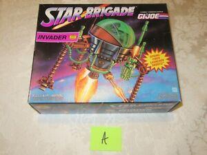 Hasbro-G-I-GI-Joe-Star-Brigade-Invader-Cobra-Enemy-Spring-Fired-Launcher-Shoot-A