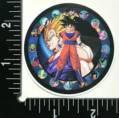 Dragon Ball Z Sticker • Goku • Super Saiyan 4 • Skate • ps4 xbox • Decal • Gift