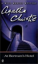 At Bertram's Hotel (Miss Marple Mysteries)-ExLibrary