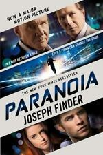 Paranoia by Joseph Finder (2013, Paperback)