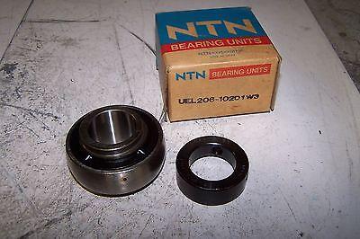 "HC207-22 1-3//8/"" Bore Eccentric Locking Collar Insert Bearing 1-3//8/""x72mm FK Bran"