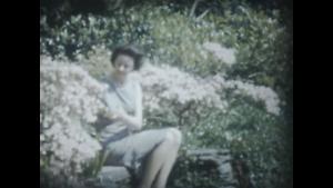 130-Ft-Standard-8mm-Film-1960-039-s-Holidays-In-Devon-UK-JJ12