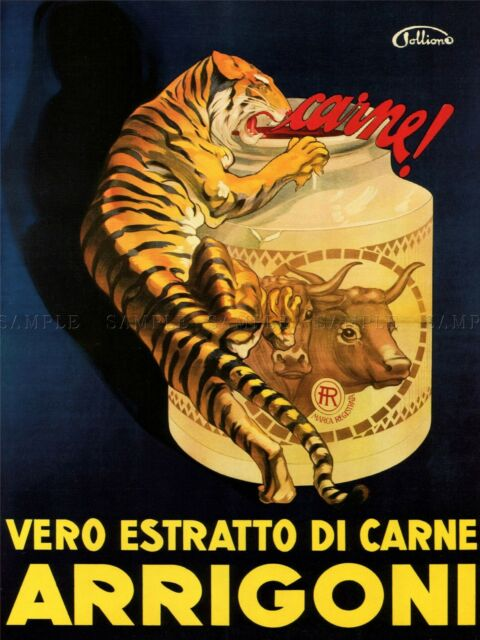 COMMERCIAL ADVERT MARZOTTO FABRIC MILAN ITALY POSTER ART PRINT PICTURE BB1900A