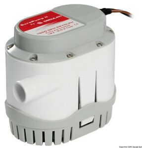 Europump II automatica 24 V 128 l/min