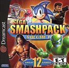 Sega Smash Pack: Vol. 1 (Sega Dreamcast, 2001)