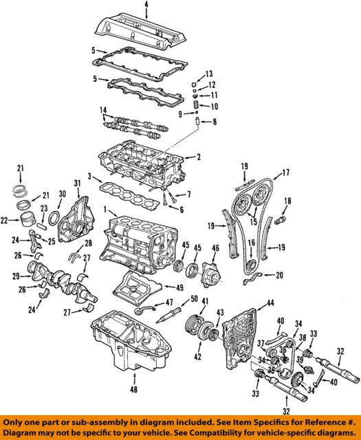 saab oem 55557240 engine crankshaft seal crank seal ebay rh ebay com Saab 900s Fuel Diagram Saab 900s Fuel Diagram