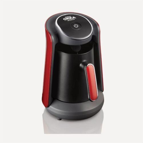 Arzum Okka Minio Automatic Turkish Coffee Maker Machine red