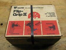 Vintage 1978 Wilton Flip Grip Vise 2 Nos