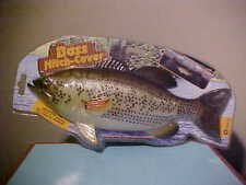 New Largemouth Bass Fish RV//Truck//SUV Boat Trailer Hitch Ball Cover Fishing Gift