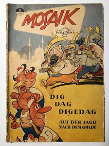 Mosaik-Die-Digedags-Heft-Nr-1-1956-DDR-von-Hannes-Hegen-und-Kollektiv