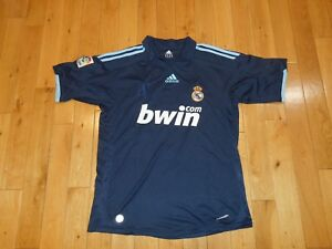 finest selection 10c6b 9cb80 Details about Adidas Gonzalo Higuaín #20 REAL MADRID F.C. Mens Soccer  Jersey Kit Mens 2XL LFP