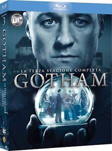 Gotham-Serie-Tv-3-Stagione-Cofanetto-4-Blu-Ray-Nuovo-Sigillato