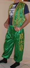 AKGUL TURKISH VEST PANTS SET HAREM genuine GENIE outfit mens size M detail work