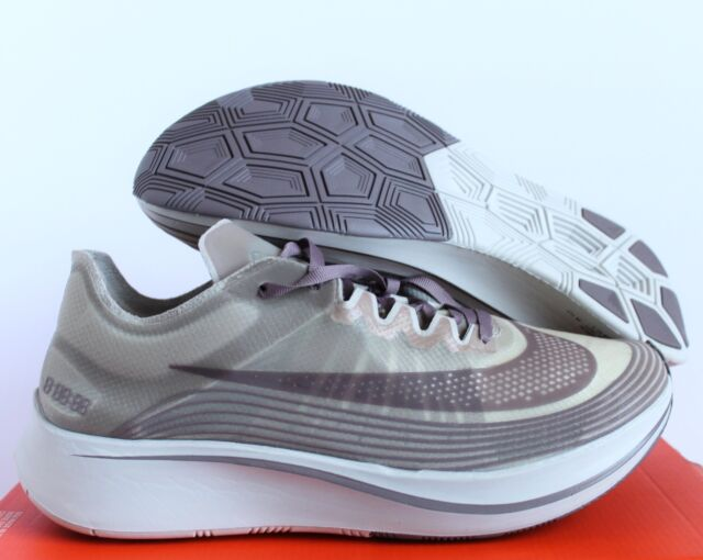 0303cf3e1d5b4 Nike NikeLab Zoom Fly SP Running Chicago Taupe Grey Aa3172-200 Sz 7 ...