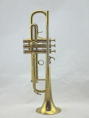 Henri Selmer Paris Grand Prix 24B Professional Bb Trumpet