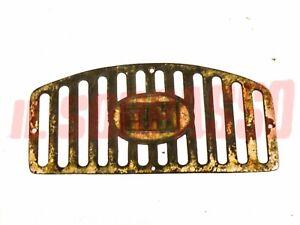 Grill-Small-Side-on-foot-Board-Fiat-501-Original
