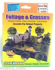 Woodland Scenics SP4120 Scene-A-Rama Foliage & Grasses Kit