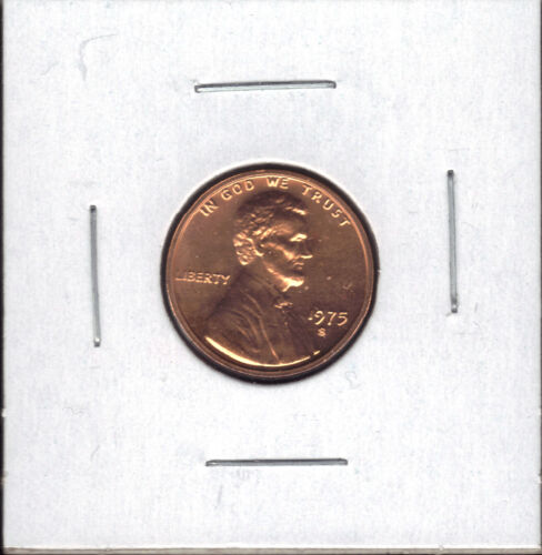 1975-S PROOF LINCOLN CENT