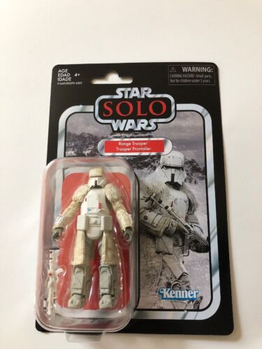 de Solo film Wave 3 Gamme Trooper STAR WARS Vintage VC128