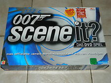 Scene it - 007 James Bond - Alles über Bond - komplett und top Zustand