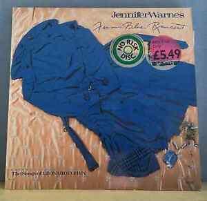 JENNIFER-WARNES-Famous-Blue-Raincoat-The-Songs-of-Leonard-Cohen-1987-Vinyl-LP-B
