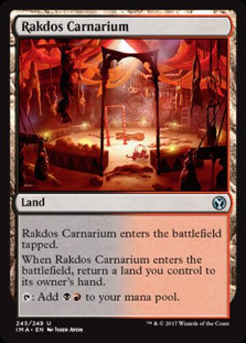 2x Rakdos Carnarium MTG Iconic Masters NEW