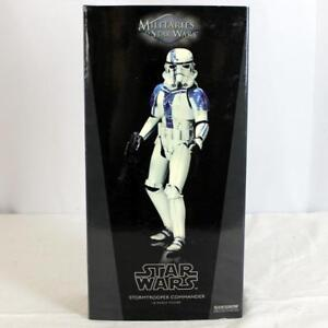 Militaries-of-Star-Wars-Sideshow-1-6th-Scale-Figure-Stormtrooper-Commander-NR
