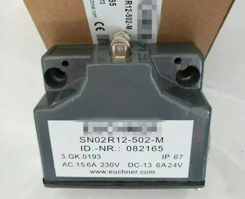 1PC New for EUCHNER Limit switch SN02R12-502-M