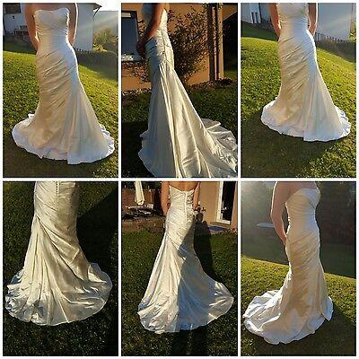 Hochzeitskleid Meerjungfrau *S*