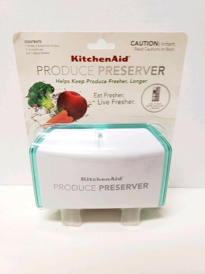 KitchenAid Produce Preserver Keeps Produce Fresher Long Refrigerator
