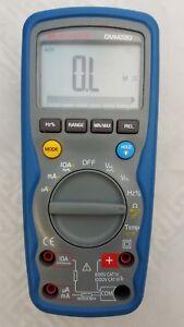 MULTIMETRIX-DMM220-MULTIMETER-IP67-WATERPROOF-FREE-TEST-LEADS