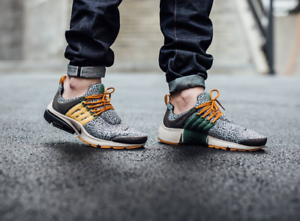 Details about NIKE AIR PRESTO SE QS Atmos Safari 844448 002 SZ Small 9 10