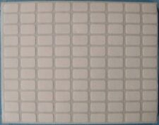500 All Purpose Removable Adhesive Price Labels Tags Stickers Square 516x12