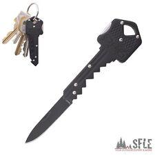 Sog Key Knife, stanza-Coltello, SCHLUSSELANHANGER nero, compatto e facile