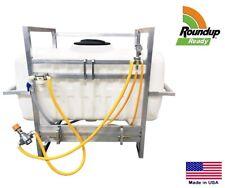 Sprayer 3 Pt Hitch Mounted Pto Drive 300 Gallon 12 Gpm Roundup Ready