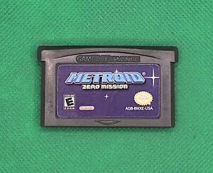Metroid-Zero-Mission-Game-Boy-Advance-2004-Read-Description