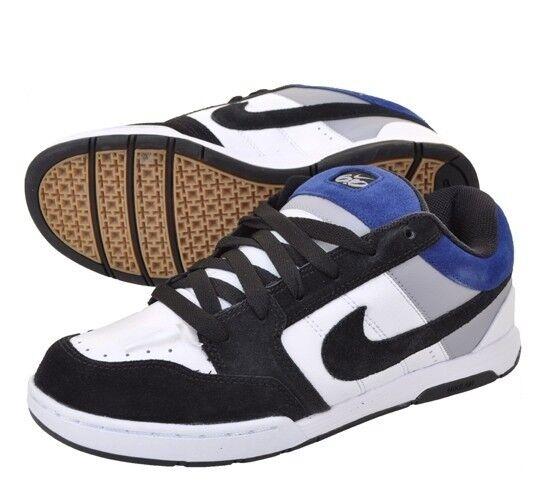 NIKE NIKE NIKE Air Mogan Sneaker Wildleder Gr:41 US:8 Skater FReizeit Janoski Neu 680437