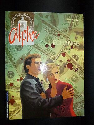 Nieuwste Collectie Van Bd Juillet 2003 - Lombard - Alpha / Tome 1 - L Echange Prijs Blijft Stabiel