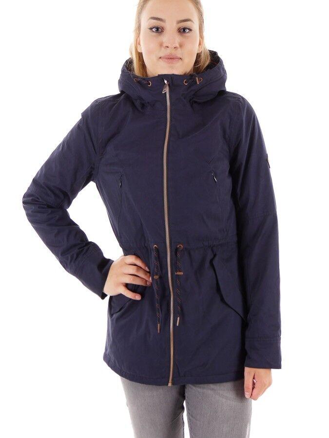 O 'Neill vellón función chaqueta Parka azul eclipse thinsulate ™
