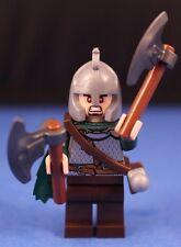LEGO® LORD OF THE RINGS™ custom ROHAN SOLDIER™ Minifigure Axeman BERSERKER Ver 4