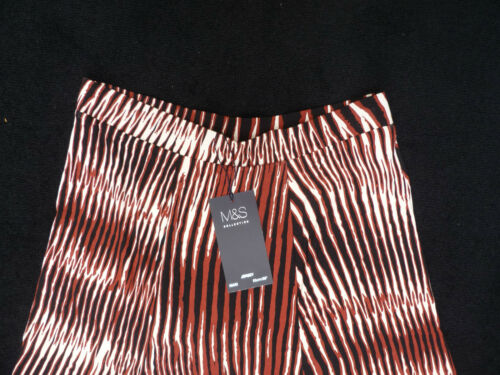 M/&S Collection Sizes 12 14 Long A Line Jersey Pull On Maxi Skirt Bnwt 36L 39L