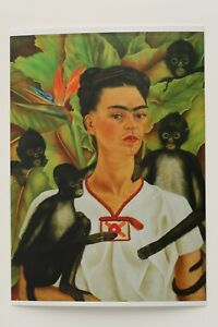 Heres looking at Frida Kahlos Self-portrait with monkeys